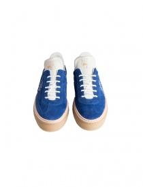 Sneakers BePositive Blu Cobalto Scamosciate da uomo acquista online