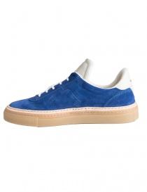 Sneakers BePositive Blu Cobalto Scamosciate da uomo prezzo
