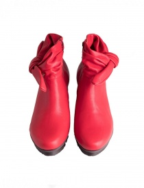 Trippen Trippet Red Ankle Boots price