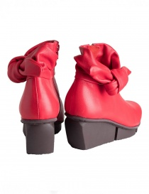 Trippen Trippet Red Ankle Boots womens shoes price