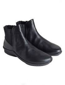 Womens shoes online: Trippen Sockchen Black Ankle Boot