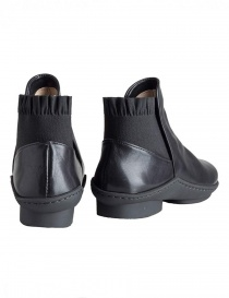 Trippen Sockchen Black Ankle Boot womens shoes price