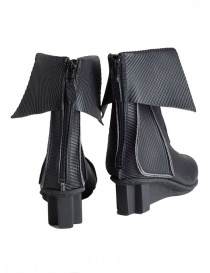 Trippen Black Sleeve Ankle Boots womens shoes price