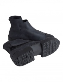 Trippen Immature Unisex Black Ankle Boot womens shoes buy online