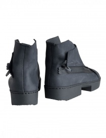 Trippen Immature Unisex Black Ankle Boot womens shoes price