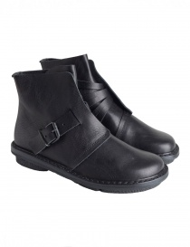 Womens shoes online: Trippen Black Nimble Ankle Boots