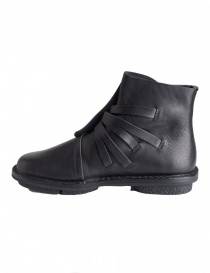 Trippen Black Nimble Ankle Boots buy online