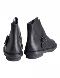 Trippen Black Nimble Ankle Boots womens shoes price