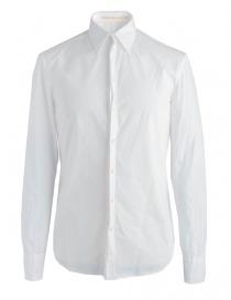 Mens shirts online: Carol Christian Poell white shirt CM/24880D