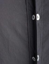 Camicia Carol Christian Poell nera CM/24880D prezzo