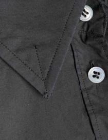 Camicia Carol Christian Poell nera CM/24880D camicie uomo acquista online