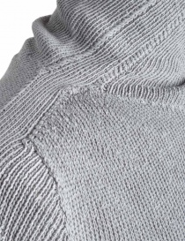 Carol Christian Poell gray turtleneck sweater mens knitwear buy online