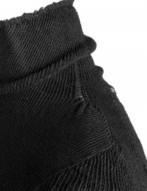 Carol Christian Poell turtleneck sweater in black mens knitwear buy online