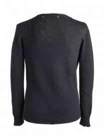 Carol Christian Poell anthracite black crew neck sweater
