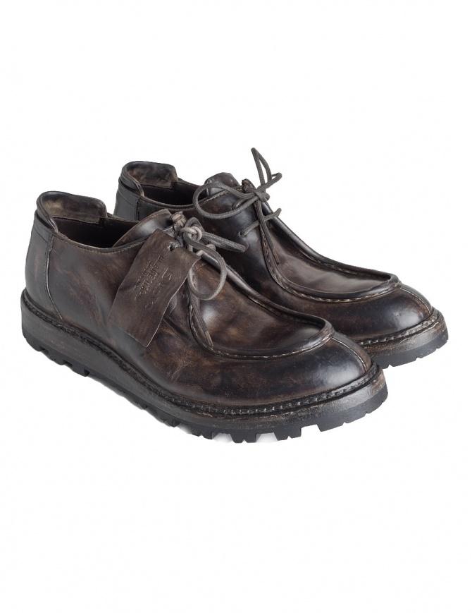 Scarpa Shoto Ban Giungla marrone 2445 BAN GUNGLA WASHED T calzature uomo online shopping