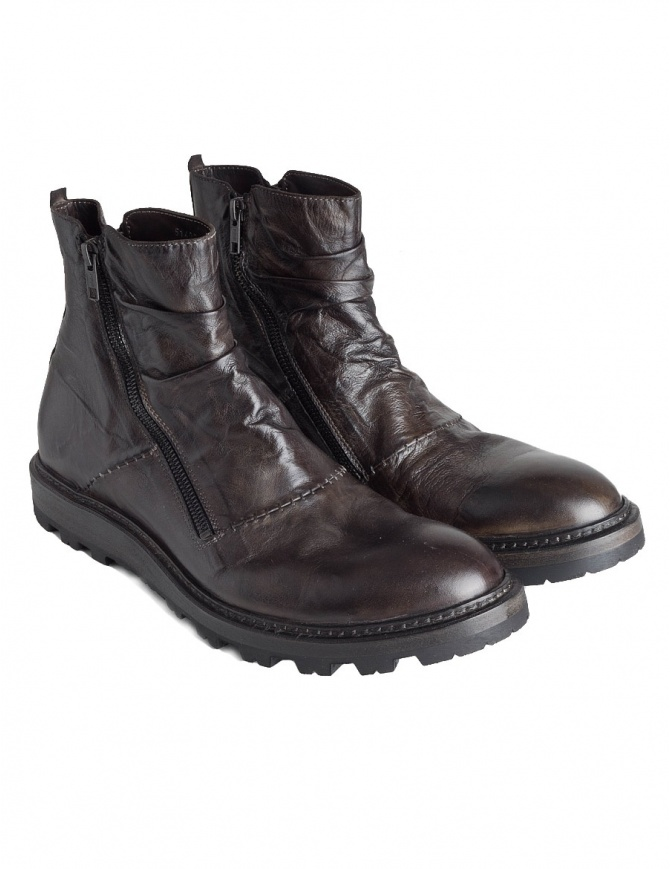 Shoto Jump boots with double zipper 51402 JUMP COL. 109+GO mens shoes online shopping