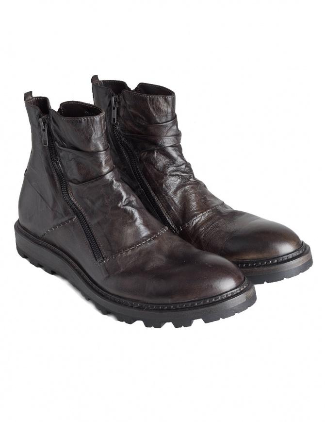 Stivaletto Shoto Jump con doppia cerniera 51402 JUMP COL. 109+GO calzature uomo online shopping