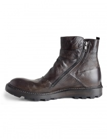 Shoto Jump boots with double zipper