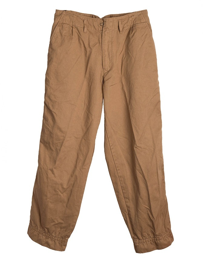 Pantaloni Kolor Beacon beige 18WBM-P05139 A-NAT.BEIGE pantaloni uomo online shopping