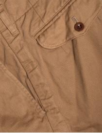 Pantaloni Kolor Beacon beige pantaloni uomo acquista online