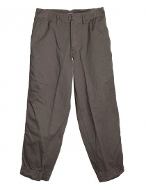 Mens trousers online: Olive Green Kolor Beacon Trousers