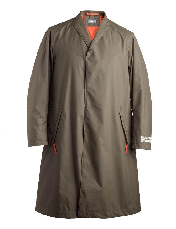 Giacca Kolor Beacon khaki 18WBM-C01145 giubbini uomo online shopping