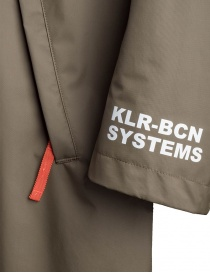 Giacca Kolor Beacon khaki