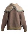 Giacca in lana con cappuccio Kolor beige prezzo 18WBM-T01232 A-BEIGEshop online