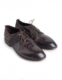 Shoto Suede Dive brown shoes online