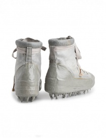 Carol Christian Poell army green and grey high-top sneakers price