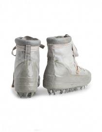 Sneakers alte Carol Christian Poell in verde militare e grigio prezzo