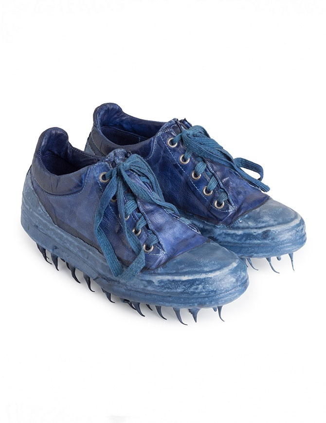 Carol Christian Poell blue sneakers AM/2529 AM/2529 ROOMS-PTC/16 mens shoes online shopping