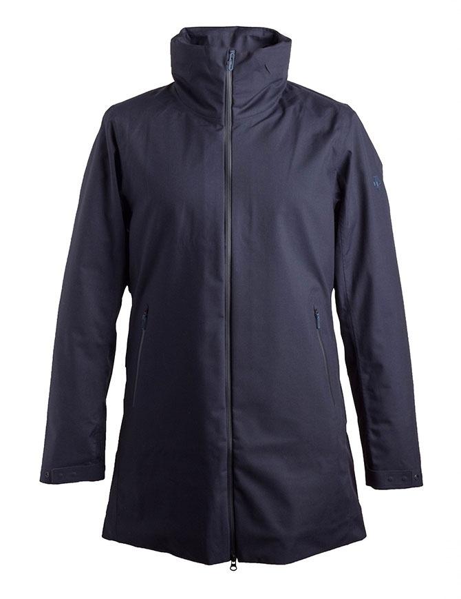 Giacca impermeabile Alltterain By Descente blu scuro DAMMGC37U cappotti uomo online shopping