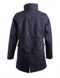 Alltterain By Descente dark blue waterproof jacket