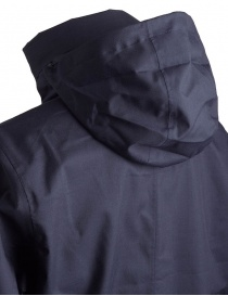 Alltterain By Descente dark blue waterproof jacket price