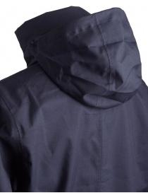 Giacca impermeabile Alltterain By Descente blu scuro prezzo