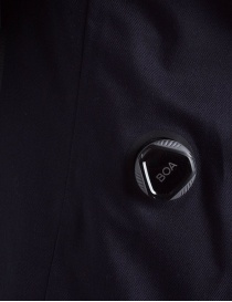 Giacca impermeabile Alltterain By Descente blu scuro cappotti uomo acquista online