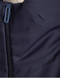 Giacca impermeabile Alltterain By Descente blu scuro cappotti uomo prezzo
