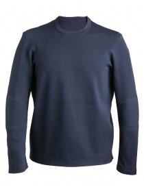 Pullover Allterrain By Descente Crew blu scuro DAMMGL13U NVGR order online