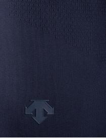 Allterrain By Descente Crew dark blue Pullover price