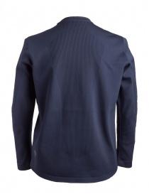 Allterrain By Descente Crew dark blue Pullover mens knitwear buy online