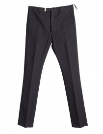 Mens trousers online: Carol Christian Poell Between black trousers