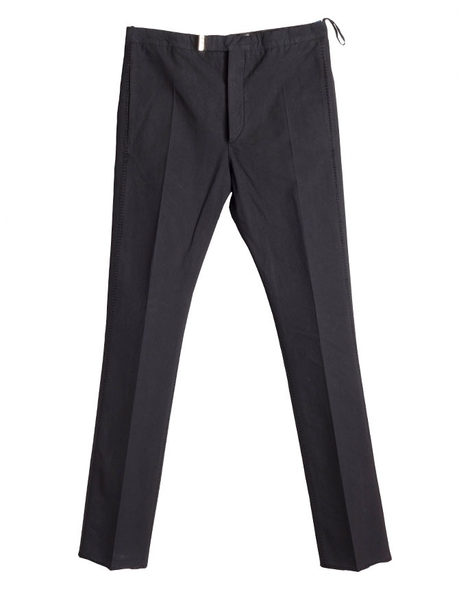 Carol Christian Poell In Between black trousers PM/2668OD-IN BETWEEN/10 mens trousers online shopping