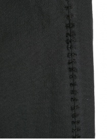 Pantalone Carol Christian Poell In Between nero pantaloni uomo acquista online