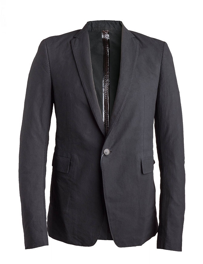 Carol Christian Poell black jacket GM/2618OD-IN BETWEEN/10 mens suit jackets online shopping
