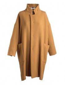Cappotto Plantation cammello stile vintage PL88-FA722-04 CAMEL order online