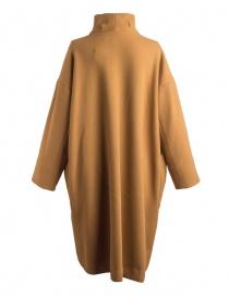 Plantation vintage style camel coat