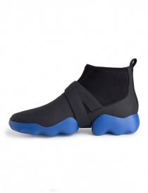 Sneaker alta Camper Dub nera e blu acquista online