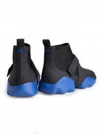 Sneaker alta Camper Dub nera e blu prezzo