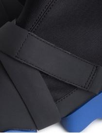 Sneaker alta Camper Dub nera e blu calzature uomo prezzo